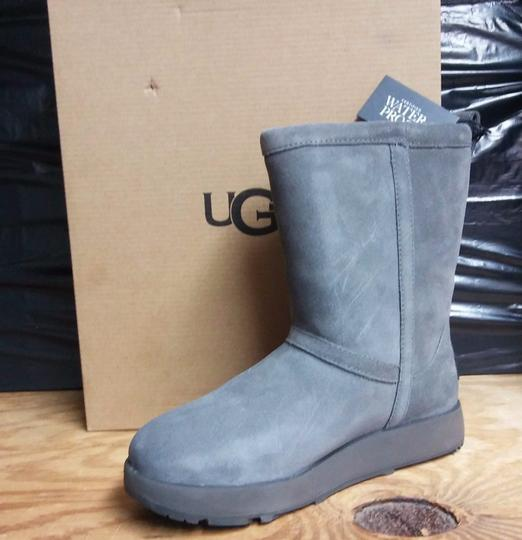 UGG Australia For Her 1017508 Size 6 Metal Boots