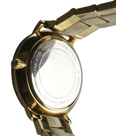 Michael Kors Michael Kors MK-3510 Gold-tone Quartz Watch (142015)