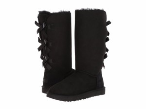 UGG Australia For Her 1016434 Size 7 Black Boots