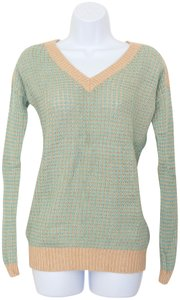 Warehouse V-neck Knit Sweater
