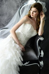 Eden Brand New Bl081 Wedding Dress