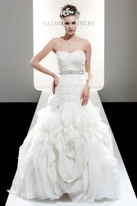 Saison Blanche 4197 Wedding Dress