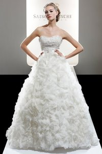 Saison Blanche 4204 Wedding Dress