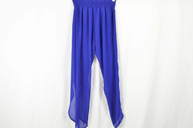Independent Clothing Co. Tulip Sheer Elastic Crepe Pants