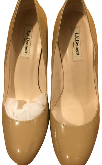Preload https://img-static.tradesy.com/item/22706372/lk-bennett-beige-pumps-size-us-85-regular-m-b-0-1-540-540.jpg