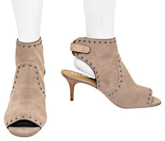 Preload https://img-static.tradesy.com/item/22706646/coach-taupe-suede-open-toeheel-with-studs-bootsbooties-size-us-10-regular-m-b-0-1-540-540.jpg