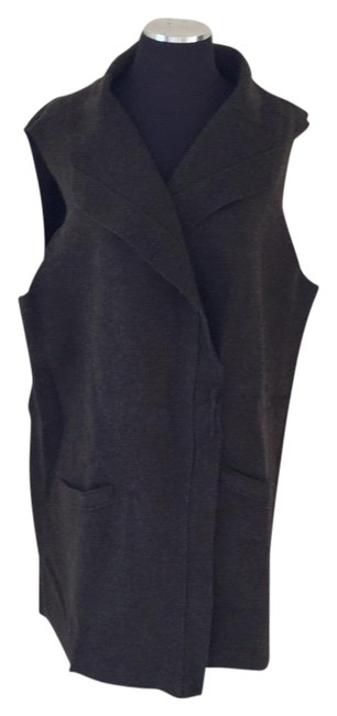 Preload https://img-static.tradesy.com/item/22706772/eileen-fisher-olive-caper-funnel-nk-vest-size-16-xl-plus-0x-0-1-650-650.jpg