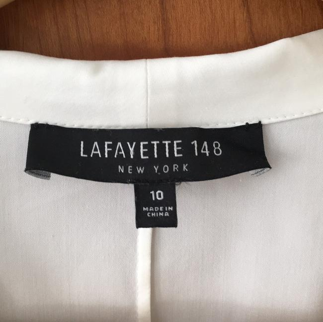 Lafayette 148 New York Top White Image 3