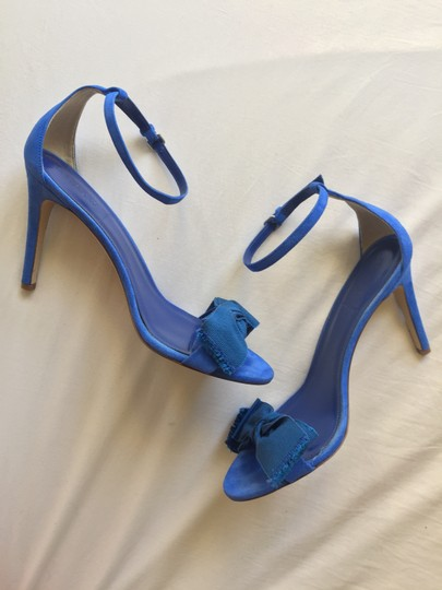 J.Crew Suede Leather Made In Italy Bows Tidewater Formal Image 1