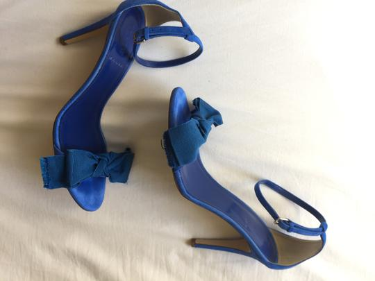 J.Crew Suede Leather Made In Italy Bows Tidewater Formal Image 4
