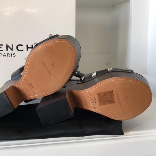Givenchy black Sandals Image 4