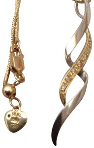 Kay Jewelers 14k two tones solid gold