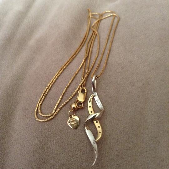 Kay Jewelers 14k two tones solid gold Image 1