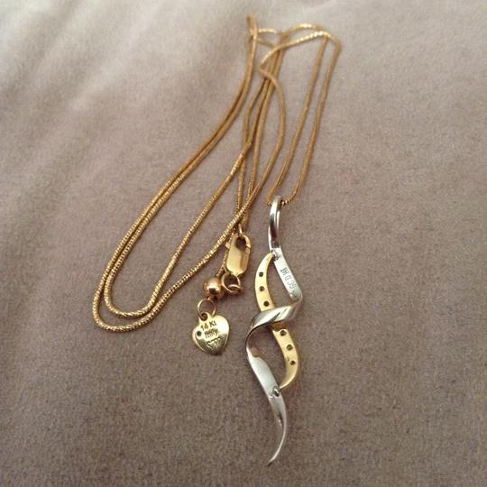 Kay Jewelers 14k two tones solid gold Image 2