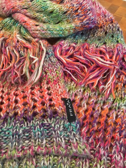 FRAAS FraasMulti Color Cold Weather Scarf Image 1