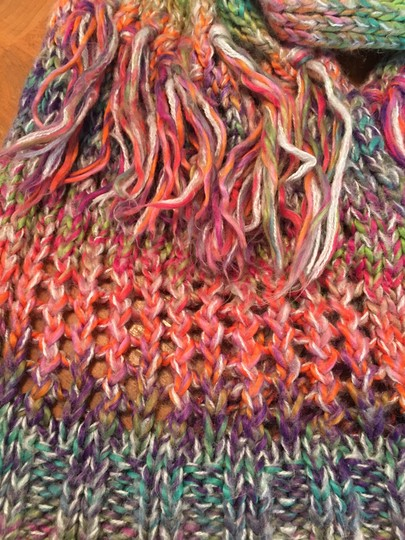 FRAAS FraasMulti Color Cold Weather Scarf Image 3