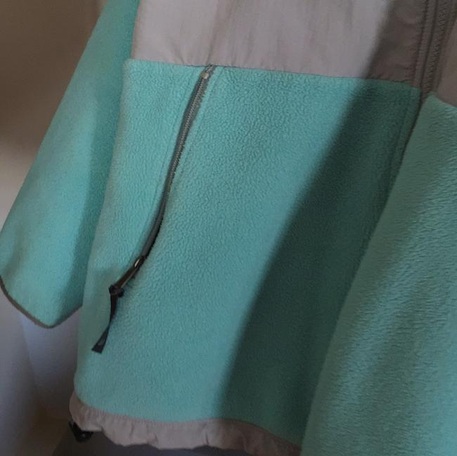 The North Face Teal Jacket Image 3
