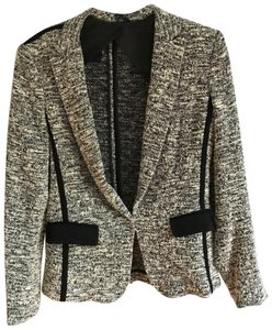 Rag & Bone Tweed Black and white Blazer