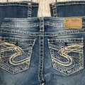 Silver Jeans Co. Boot Cut Jeans-Distressed Image 6