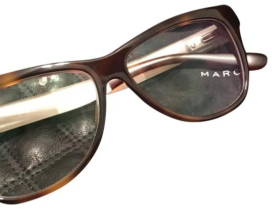 Preload https://img-static.tradesy.com/item/22708066/marc-by-marc-jacobs-combination-white-brown-and-black-sunglasses-0-1-540-540.jpg
