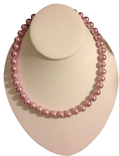 Handmade Golden Pink Pearls