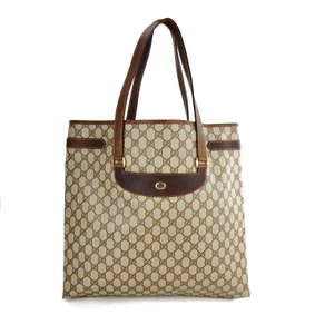 Gucci Monogram Italy Vintage Gg Shoulder Bag