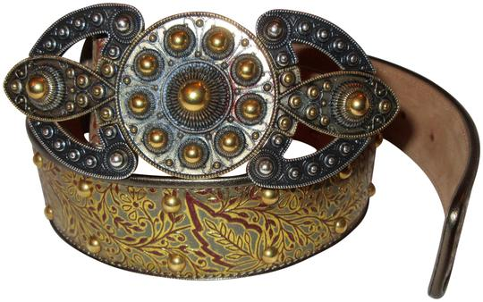Preload https://item2.tradesy.com/images/etro-gold-new-made-in-italy-leather-statement-mughal-7530-belt-22708406-0-1.jpg?width=440&height=440