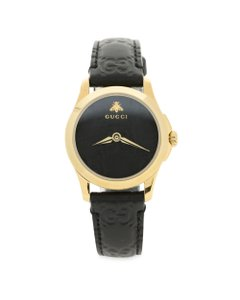 22ac57fe381 Gucci Gold Watches - Up to 70% off at Tradesy