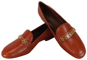 Tory Burch Red /Gold Flats