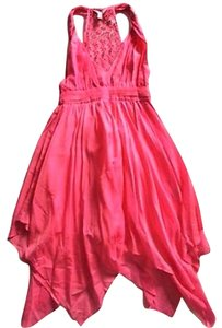 pink Maxi Dress by Guess By Marciano Maxi Summer