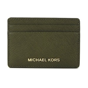 Michael Kors olive card holder