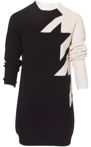 3.1 Phillip Lim short dress Black and White on Tradesy