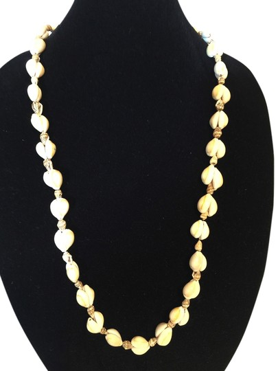 Other Double Cowrie and Spotted Nassa Shell Necklace [ Roxanne Anjou Closet ]