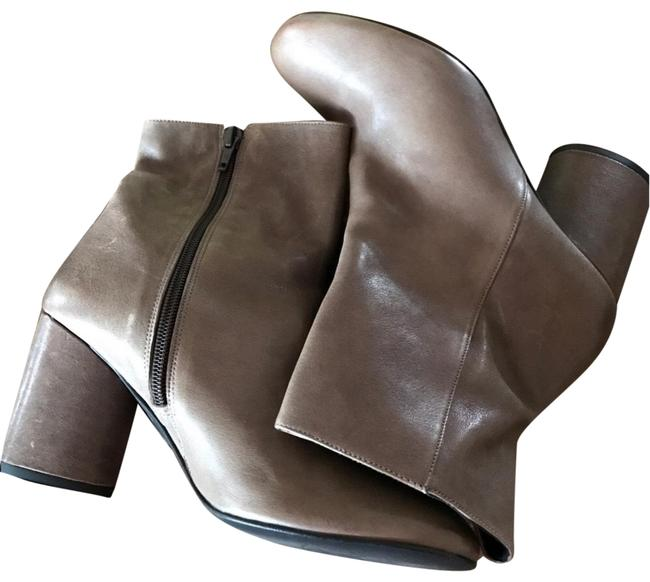 Item - Brown Ankle Boots/Booties Size EU 37 (Approx. US 7) Regular (M, B)