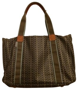 Orla Kiely Tote in Grey
