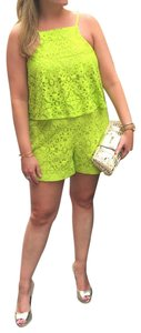 Lilly Pulitzer Lace Neon Dress
