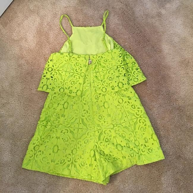 Lilly Pulitzer Lace Neon Dress Image 1