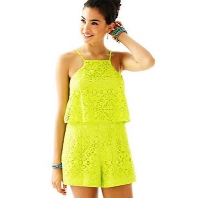 Lilly Pulitzer Lace Neon Dress Image 3