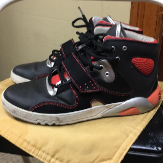 adidas Black and red Athletic Image 1