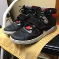 adidas Black and red Athletic Image 10