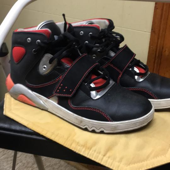 adidas Black and red Athletic Image 2
