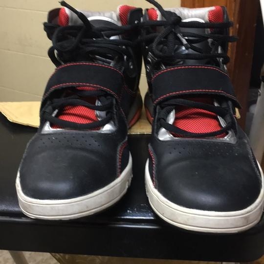 adidas Black and red Athletic Image 8