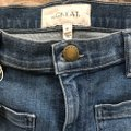 The Great. Trouser/Wide Leg Jeans-Medium Wash Image 1