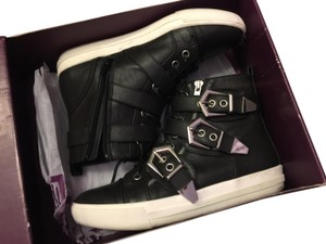 Shellys London #sneakers New Womens black Athletic
