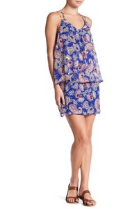 Collective Concepts short dress Cobal multi Short Sexy Comfortable Airy Simple on Tradesy