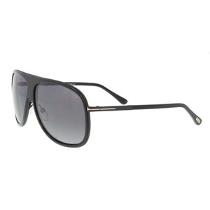 Tom Ford Tom Ford Black Oval Sunglasses