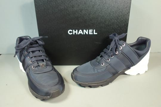 Chanel Navy Blue Athletic Image 1