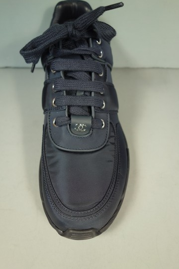 Chanel Navy Blue Athletic Image 7