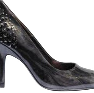 Isola Anthracite Patent Pumps