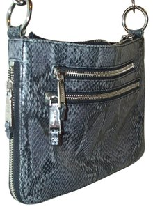 Cole Haan Embossed Lizzard Cross Body Bag